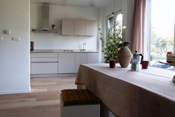 Totaalrenovatie 3 appartementen nabij boelaerpark
