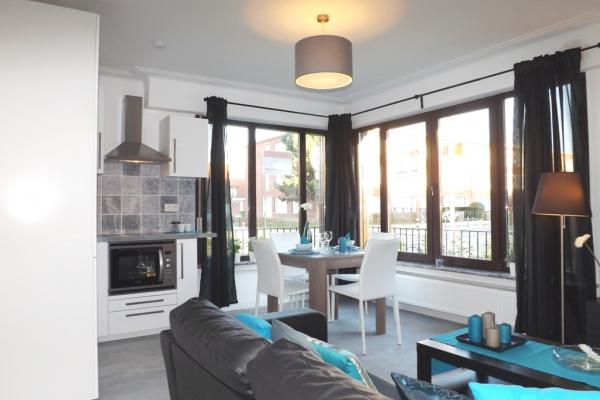 Laatste appartement op het gelijkvloers, net gerenoveerd
